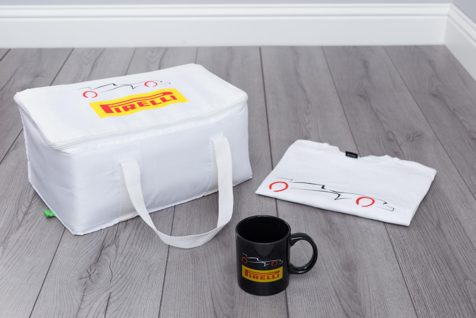 gadget personalizzati per aziende catalogo Pirelli