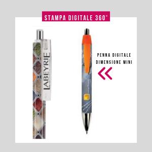 penna personalizzata stampa in digitale