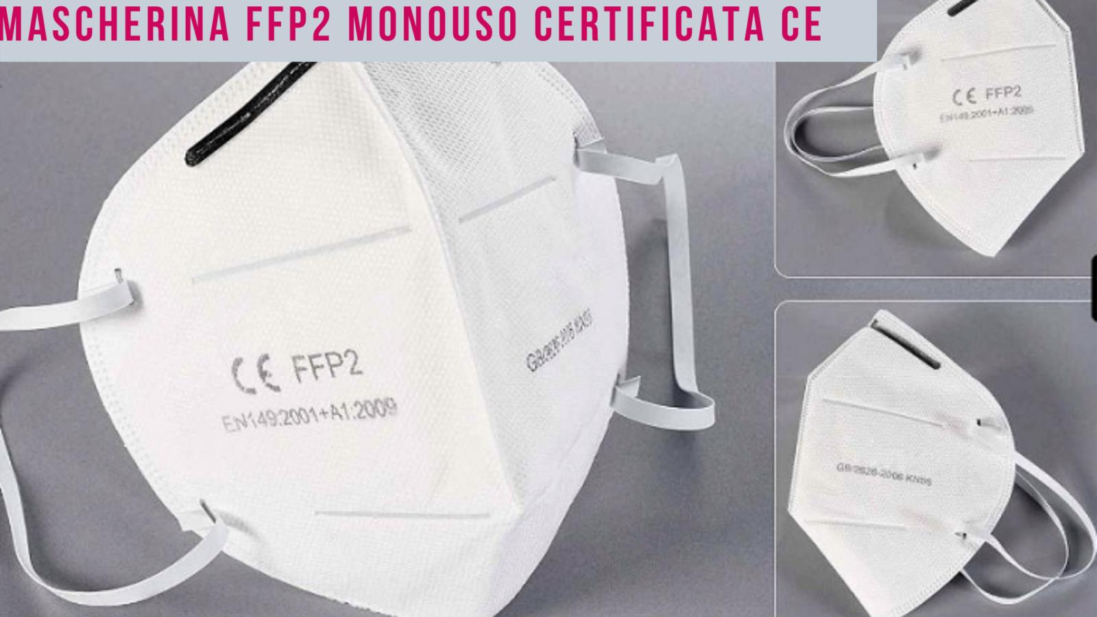 mascherine antivirus ffp2 per aziende