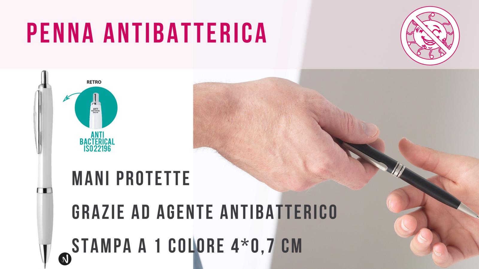 penna antibatterica igenizzante