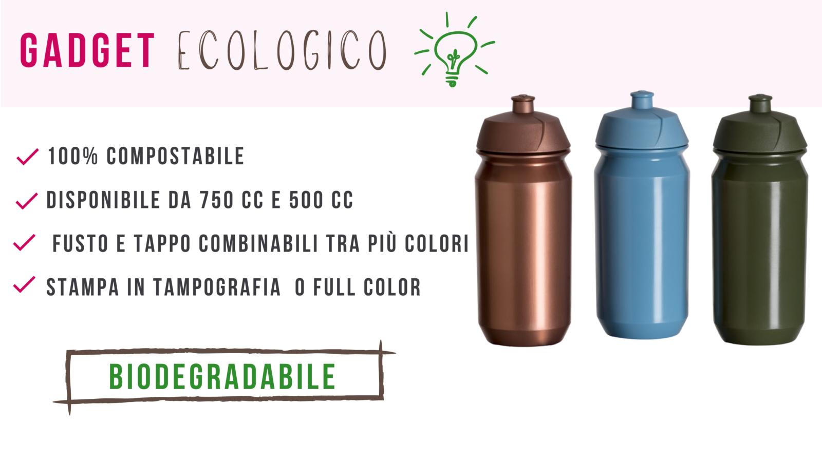 Gadget biodegradabili